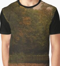 Autum in France Graphic T-Shirt