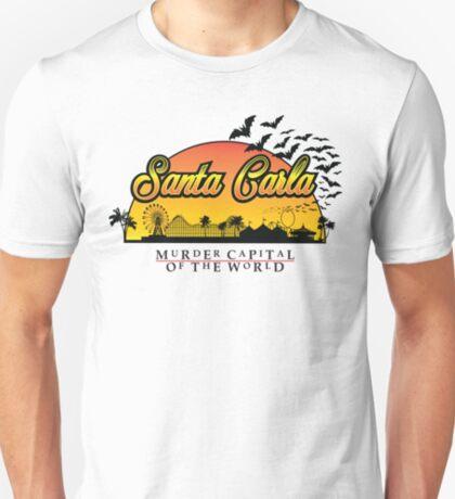 Santa Carla - Mordhauptvariante T-Shirt