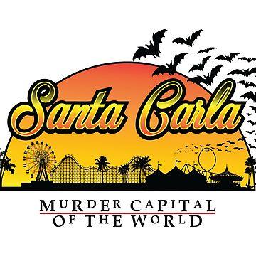 Santa Carla - Mordhauptvariante von Purakushi