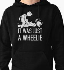 Sudadera con capucha Legalizar Wheelies