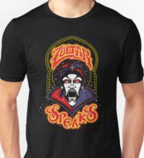 Zoltar Speaks Big - Red Variant T-Shirt