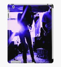 Punk Rock Blues iPad Case/Skin