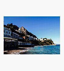 Sorrento /amalfi coast Photographic Print