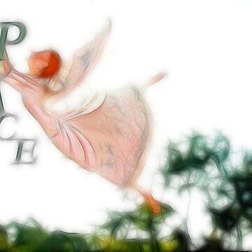 Peace Angel by SarahTrangmar