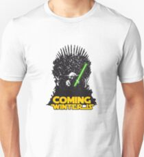coming winter is T-Shirt