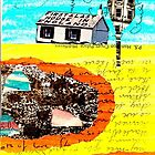 First and Last House Postcard by HelenAmyes