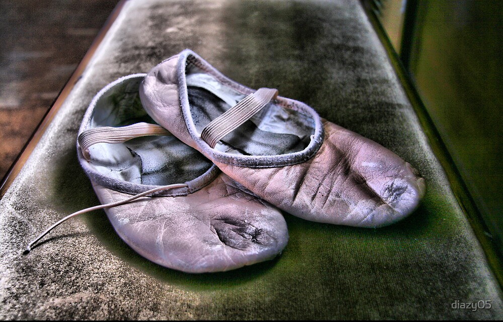 Well Worn by Di Jenkins