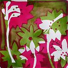"Precious Garden by Belinda ""BillyLee"" NYE (Printmaker)"