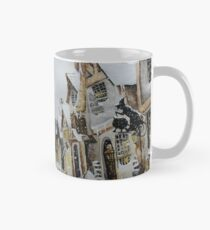 Hogsmeade in the Snow Mug