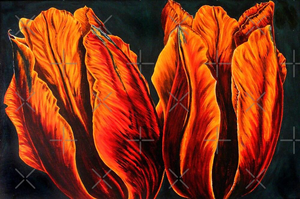 Tulip Heaven by dnlddean