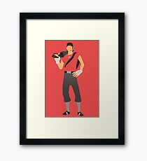 Team Fortress 2 - Scout Framed Print