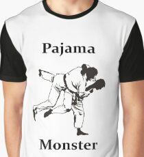 Brazilian Jiu-Jitsu Judo Gear Graphic T-Shirt