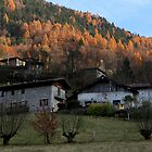 Autumn in Val Sabbia by annalisa bianchetti