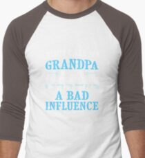 They Call Me Grandpa Because Partner In Crime Funny T-Shirt