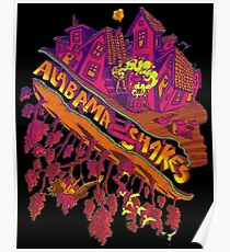 Alabama Shakes Surreal Poster