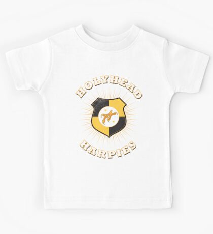 Holyhead Harpies Kids Clothes