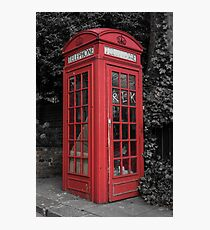 Telephone Engaged Photographic Print