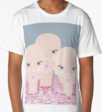 REPLICA Pop Surreal Family Portrait Long T-Shirt