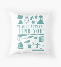 OUAT Seasons 2 & 3 Items Floor Pillow