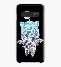 Moogle-verse (blue) Case/Skin for Samsung Galaxy