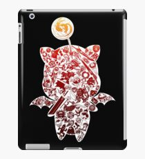 Final Fantasy Moogle-verse (red) iPad Case/Skin
