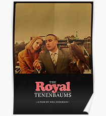 The Royal Tenenbaums - A Film by Wes Anderson  Poster