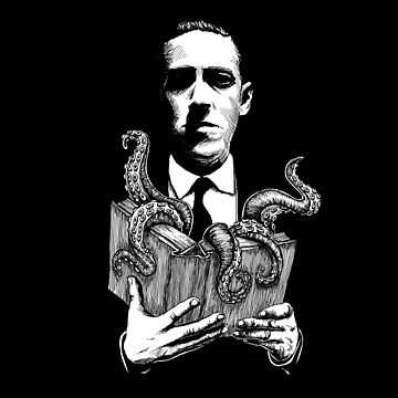 Storytime with Lovecraft by jflemay