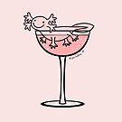 Celebrating Axolotl by zoel