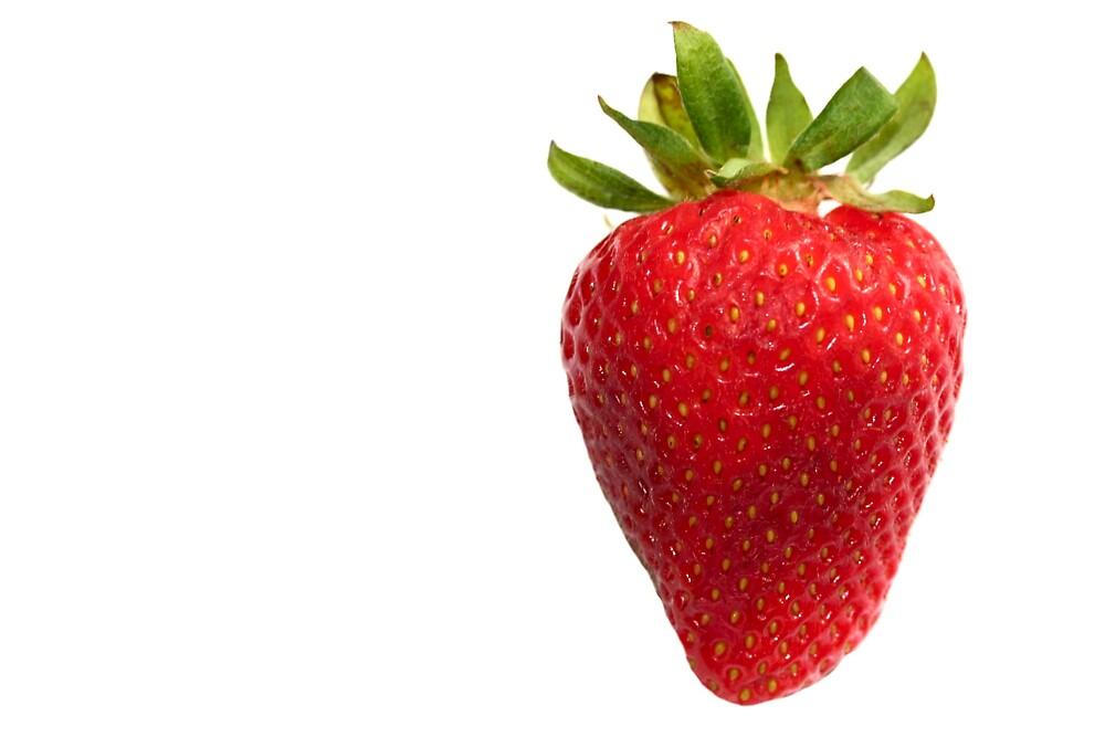 Strawberry by chrishawns