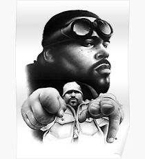 BIG PUN  -  D90 Rap Collection. Poster