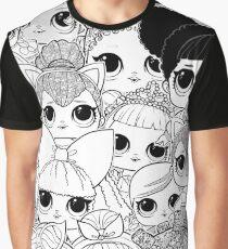 L.O.L Surprise Graphic T-Shirt