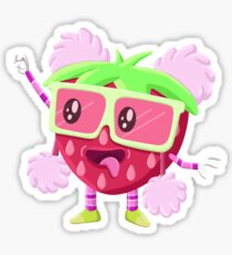 Mister Strawberry  Sticker