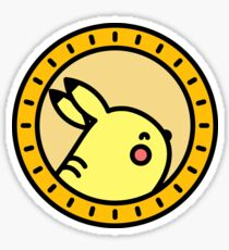 The new poke-currency Sticker