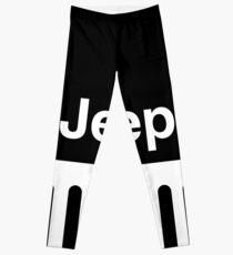 JEEP MINIMAL ART Leggings