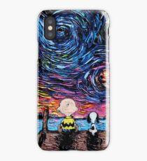 Snoopy Night iPhone Case/Skin