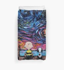 Snoopy Night Duvet Cover