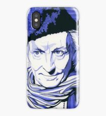 Time Traveller William iPhone Case/Skin