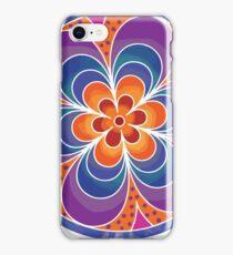 Sacred Flower of Life iPhone Case/Skin