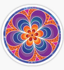 Sacred Flower of Life Sticker