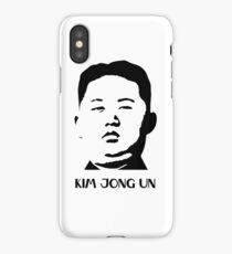 Kim Jong Un iPhone Case/Skin