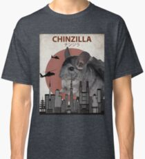 Chinzilla - Giant Chinchilla Monster Classic T-Shirt