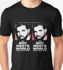 Drake Boy Meets World T-Shirt