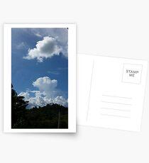 Cielo Nublado  Postcards
