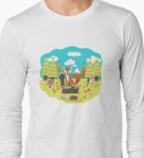 Forest Friends Fall Frolic T-Shirt