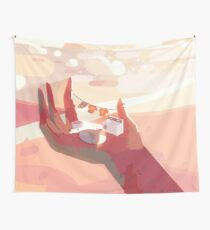 Stevens Laundry at Sunset Wall Tapestry