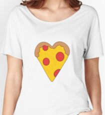 Pizza My Heart Women's Relaxed Fit T-Shirt