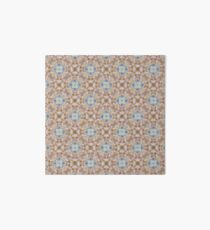 Painted effect-soft colours exclusive pattern Art Board