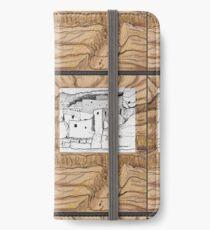 Arizona cliff dwelling iPhone Wallet/Case/Skin