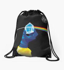 The Dark Side of the Meth Drawstring Bag