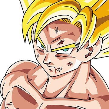 Saiyajin Goku by dbatista